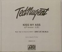 Cover Ted Nugent - Kiss My Ass