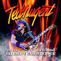 Cover Ted Nugent - Ultralive Ballisticrock