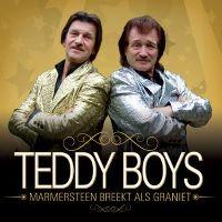 Cover Teddy Boys - Marmersteen breekt als graniet