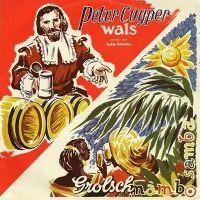 Cover Teddy Scholten - Peter Cuyper wals