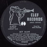 Cover Teddy Wilson & His Orchestra - My Man