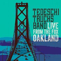 Cover Tedeschi Trucks Band - Live From The Fox Oakland