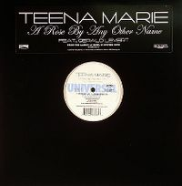 Cover Teena Marie feat. Gerald Levert - A Rose By Any Other Name