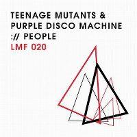 Cover Teenage Mutants & Purple Disco Machine - People