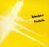 Cover Television - Foxhole