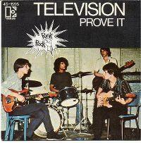 Cover Television - Prove It