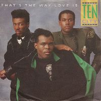 Cover Ten City - That's The Way Love Is