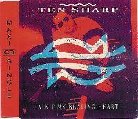 Cover Ten Sharp - Ain't My Beating Heart