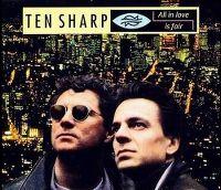 Cover Ten Sharp - All In Love Is Fair