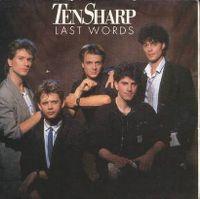 Cover Ten Sharp - Last Words