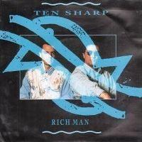 Cover Ten Sharp - Rich Man