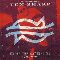 Cover Ten Sharp - Under The Water-Line