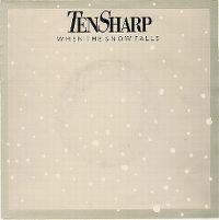 Cover Ten Sharp - When The Snow Falls