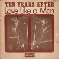 Cover Ten Years After - Love Like A Man