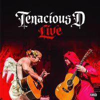 Cover Tenacious D - Live