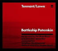 Cover Tennant / Lowe - Battleship Potemkin