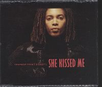Cover Terence Trent D'Arby - She Kissed Me