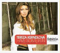 Cover Tereza Kerndlová - Have Some Fun