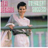 Cover Teri DeSario - Overnight Success