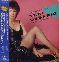 Cover Teri DeSario - Time After Time: The Best Of Teri DeSario