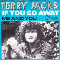 Cover Terry Jacks - If You Go Away