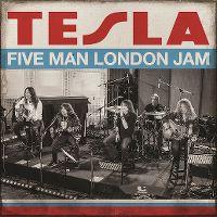 Cover Tesla - Five Man London Jam