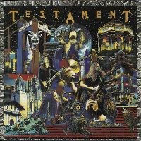 Cover Testament - Live At The Fillmore