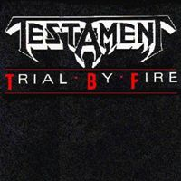Cover Testament - Trial By Fire