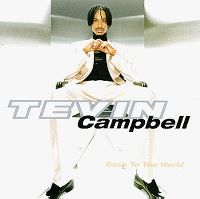 Cover Tevin Campbell - Back To The World