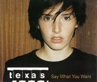 Cover Texas - Say What You Want