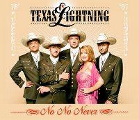 Cover Texas Lightning - No No Never