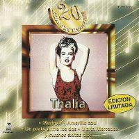 Cover Thalia - 20 Kilates musicales