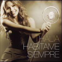 Cover Thalia - Habítame siempre