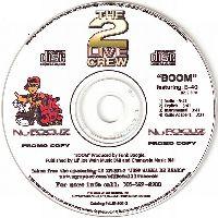 Cover The 2 Live Crew feat. E-40 - Boom