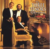 Cover The 3 Tenors - The Three Tenors At Christmas