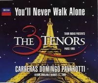 Cover The 3 Tenors - You'll Never Walk Alone