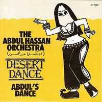 Cover The Abdul Hassan Orchestra - Desert Dance