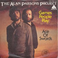Cover The Alan Parsons Project - Games People Play
