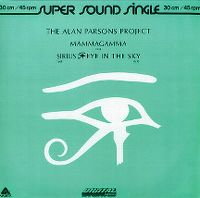 Cover The Alan Parsons Project - Mammagamma