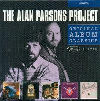 Cover The Alan Parsons Project - Original Album Classics