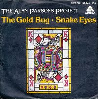 Cover The Alan Parsons Project - The Gold Bug