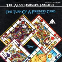 Cover The Alan Parsons Project - The Turn Of A Friendly Card