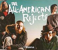 Cover The All-American Rejects - I Wanna