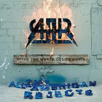 Cover The All-American Rejects - When The World Comes Down
