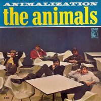Cover The Animals - Animalization