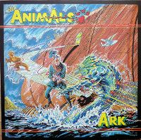 Cover The Animals - Ark
