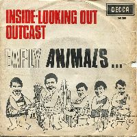 Cover The Animals - Inside - Looking Out