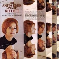 Cover The Anita Kerr Singers - Reflect On The Hits Of Burt Bacharach And Hal David