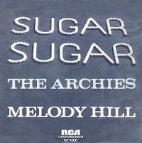 Cover The Archies - Sugar Sugar