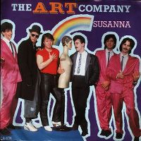 Cover The Art Company - Susanna